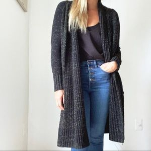 A New Day Chenille Duster Cardigan